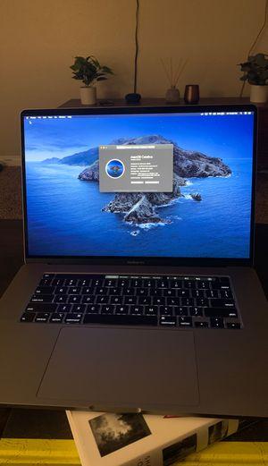16in MacBook Pro with original box! for Sale in Redlands, CA
