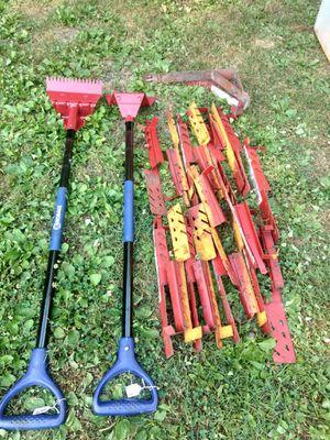 2 kolbalt shingle shovels 20) 2×8 kickers for Sale in Berwick, PA