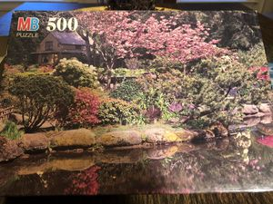 500 piece puzzle for Sale in Chelmsford, MA