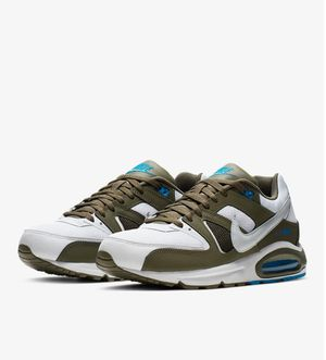 Nike Air Max Command Mens 629993-109 Medium Olive White Running Shoes Size 11.5 for Sale in Brooklyn, NY
