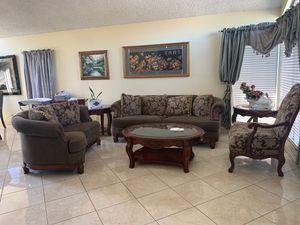Antique furniture set for Sale in La Palma, CA