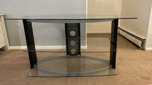 Glass TV Stand for Sale in Belmar, NJ