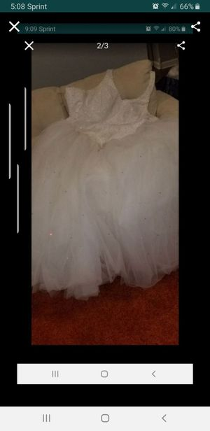 wedding dress for Sale in Calumet City, IL
