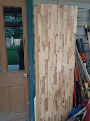 Butcher block slab for Sale in Littleton, CO