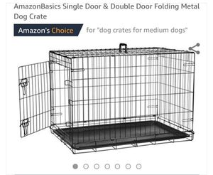 Dog crate for Sale in Baltimore, MD