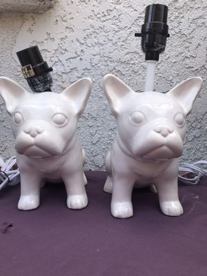 Two lamps for $ 10 for Sale in Downey, CA