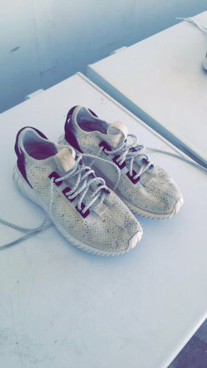 Adidas Ortholite Boost Sz 4 in womens. Comes with Free sz 7 Womens Vans for Sale in Arlington, TX