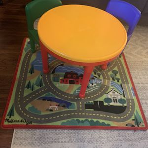 Kids Table And Chairs for Sale in Hartford, CT