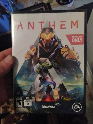 Anthem for PC never opened for Sale in Spokane, WA