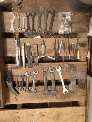 Old Tool box and Tools for Sale in Bowie, MD