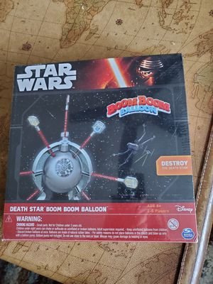 Star wars boom boom balloon game for Sale in Saint Charles, MO