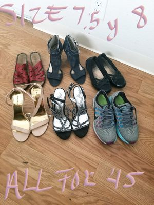 WOMEN'S SHOES. MADDEN GIRLS NIKE .VINCE CAMUTO.OTROS . for Sale in Concord, CA