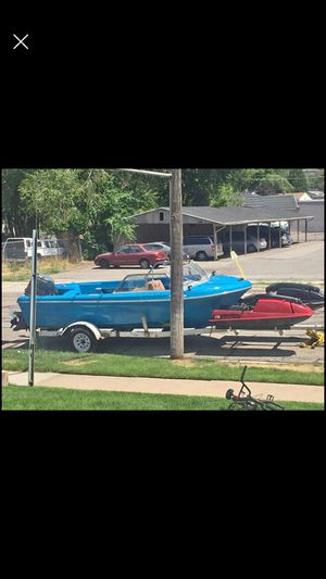 1966 hydroswift ski boat classic for Sale in Ogden, UT