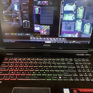 MSI Gaming Laptop for Sale in Alhambra, CA