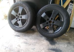 Dodge factory wheel 5×127 for Sale in Katy, TX