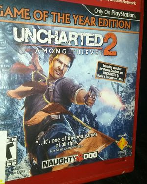 Uncharted for ps3 for Sale in New York, NY