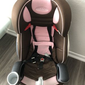 Girl Graco Car Seats for Sale in Chandler, AZ