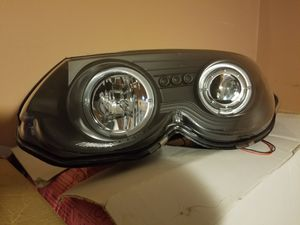 Spyder Halo headlights 300M Chrysler for Sale in Chicago, IL