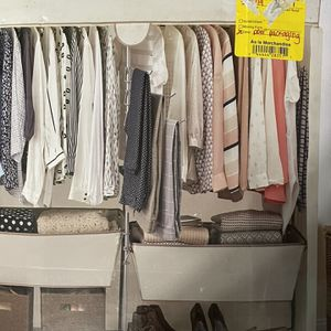 Large Extra Wide Canvas Closet for Sale in Joint Base Lewis-McChord, WA