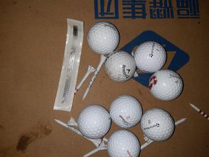 8 Golf balls for Sale in San Francisco, CA