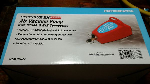 Air vacuum pump for Sale in Newport News, VA - OfferUp