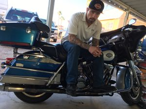 C C C mobile Harley Davidson tech home work or roadside services for Sale in Yuma, AZ