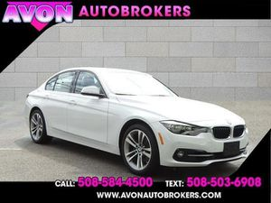 2017 BMW 3 Series for Sale in Avon, MA