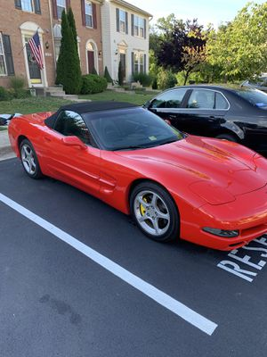 2002 Chevy corvette for Sale in Odenton, MD