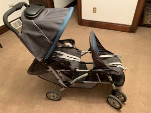 Greco duo glider double stroller for Sale in Pittsburgh, PA