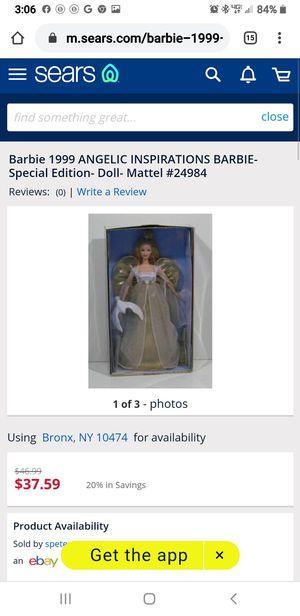 Barbie Angelic Inspirations for Sale in Moonachie, NJ