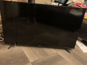 TCL Roku Tv 55inches for Sale in Everett, WA