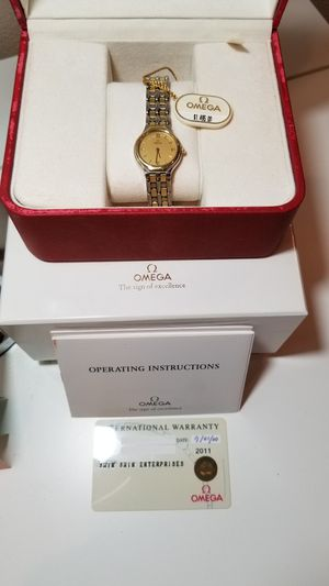 Authentic OMEGA DEVILLE WOMEN'S WATCH for Sale in Tacoma, WA
