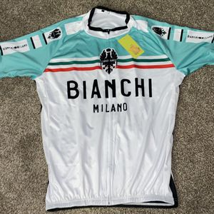 BIANCHI MILANO CYCLING JERSEY AND SHORT SET NEW W/TAGS for Sale in Haverhill, MA