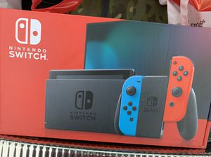 Nintendo Switch 2019 brand new for Sale in Arlington, VA