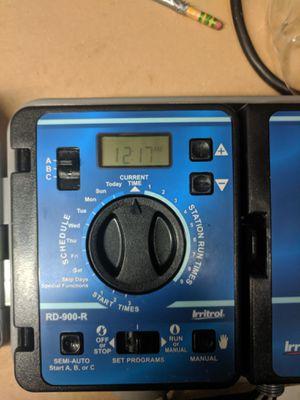 Irritrol RD 900- R Sprinkler Controller for Sale in Mesa, AZ