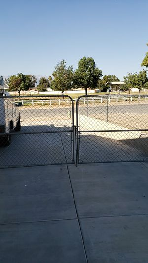 Chain link gates for Sale in Jurupa Valley, CA