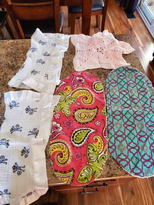 Baby burp clothes for Sale in Byrnes Mill, MO