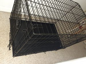 Big dog crate for Sale in West Bloomfield Township, MI