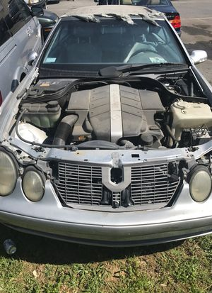 2002 Mercedes-Benz CLK 430 38,000 miles for Sale in Rockville, MD