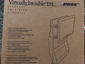 Bose speakers for Sale in Visalia, CA