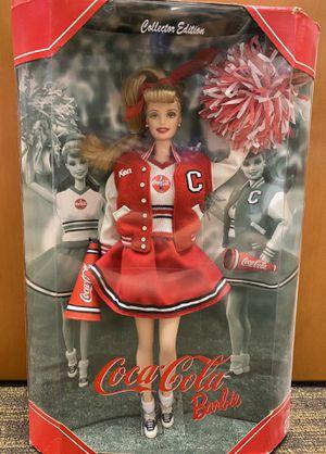Coca Cola Cheerleader Barbie for Sale in Douglasville, GA