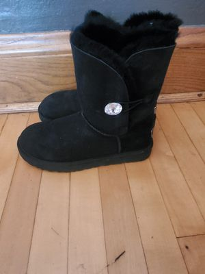 Uggs womens size 10 bling boots for Sale in Milwaukee, WI
