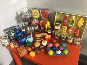 Girl's kitchen set for Sale in Hollywood, FL