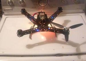 QX350 DRONE CARBON FIBER BODY UPGRADE for Sale in Escondido, CA