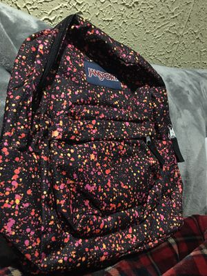 JanSport NEW with Tags Splatter Dot Multi Superbreak 25L Backpack for Sale in East Meadow, NY