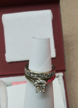 Engagement & Wedding Band for Sale in Palmdale, CA
