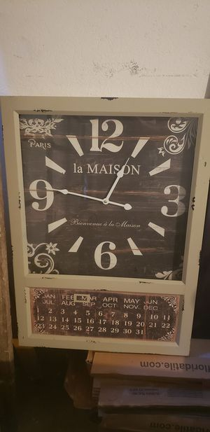 Clock for Sale in Abilene, TX