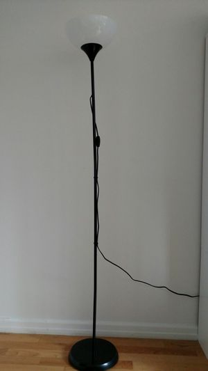 Ikea floor lamp for sale for Sale in New York, NY