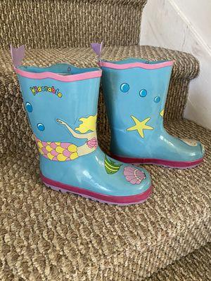 Kids Rain boots. Size 11 for Sale in Miami, FL