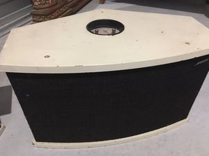 Bose 901 speakers with amp in good working condition for Sale in Orlando, FL